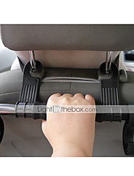 cheap -Universal Auto Seat Back Headrest Luggage Bags Hanger CarAccessories Double Hook Holder