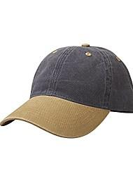 cheap -canyon cap, navy/khaki, adjustable