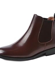 cheap -amazon brand - women& #39;s chelsea boots, blue navy, us 10.5