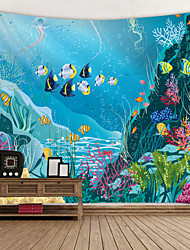 cheap -Classic Theme Wall Decor Polyester / 100% Polyester Classic / Modern Wall Art, 150#130  150#150   200#150   200#180  230#180 cm Decoration