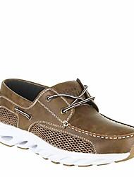 cheap -men's company, dock boat shoe lt brown 8.5 m