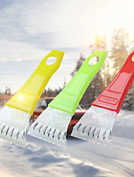 cheap -Multifunctional Ice and Snow Shovel Ice Flower Snow and Snow Shovel Brush Automotive Supplies Deicing Tool SD-3105