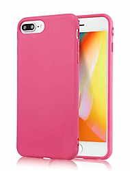 cheap -iphone 7 plus rogue pink case iphone 8 plus rogue pink case ultra slim fit silicone tpu soft gel rubber cover protective back bumper