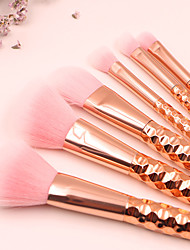 cheap -makeup brush set 6 pcs portable beauty makeup tool eye shadow foundation makeup brush set