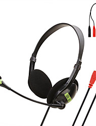 cheap -LITBest J3 Over-ear Headphone 3.5mm Game Headset with Microphone PC Computer