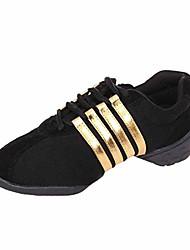 cheap -women's jazz shoes lady modern square dance tango party dance shoes gold