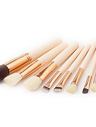 cheap -new 8pcs/ 15pcs/ 24pcs pencil foundation eye shadow makeup brushes eyeliner brush (8pcs)