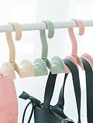 cheap -360 Degree Hook Hanger Bag Closet Organizer Rod Hanger Handbag Hanging Rack Small Modern Simplicity Holder