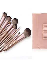 cheap -12 Small Grapes Makeup Brush Set Eye Shadow Brush Set Beauty Tools