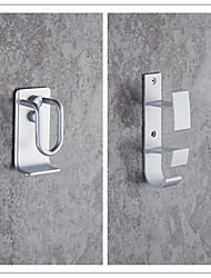 cheap -Robe Hook New Design Modern Aluminum 1pc - Hotel bath Wall Mounted