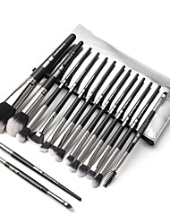 cheap -New Product 15 Makeup Brush Set With Brush Bag Makeup Tools
