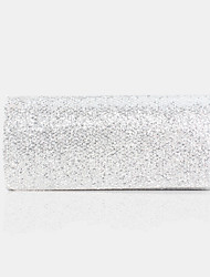cheap -Women's Girls' Bags Synthetic Evening Bag Sequin 2020 Wedding Event / Party Black Gold Silver