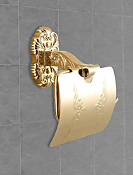 cheap -Toilet Paper Holders Multifunction Modern Metal 1pc Wall Mounted