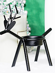 cheap -European Style Iron Christmas Candle 1pc Candle Holders