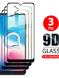 cheap -3PCS 3D Full Cover For Xiaomi Redmi Note 10 Pro Max Note 10S Tempered Glass Screen Protector Protective Film For Xiaomi Redmi Note 9 Pro/Note 9s/9/ 8 Pro /7s/7 Glass 9H