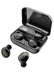 cheap -M16 Wireless Earbuds TWS Headphones Bluetooth5.0 Stereo with Volume Control with Charging Box Mobile Power for Smartphones Smart Touch Control for Mobile Phone