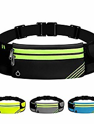cheap -running pouch belt waist pack bag waterproof runners belt fanny pack,travelling money cell phone holder for running accessories for iphone x,xs max,iphone 8 7 6 plus (black/26-45)