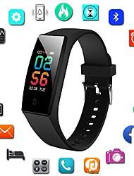 cheap -V18 Smart Sports Bracelet Cool Ui Information Reminder Female Physiological Reminder Sports Tracking Ip67 Level