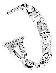 cheap -compatible for samsung galaxy watch 46mm/gear s3 bands,women 22mm metal alloy bracelet strap replacement wristband for samsung galaxy watch 46mm,frontier/gear s3 classic (silver)