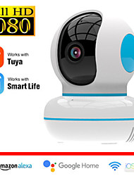 cheap -Tuya Smart Life TV-268 Full HD 2 mp IP Camera Indoor Two-way Speaking Motion Detection Support 128 GB