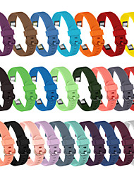 cheap -High Quality Soft Silicone Secure Adjustable Band For Fitbit Alta HR Fitbit Ace Band Wristband Strap Bracelet Watch Replacement Accessories