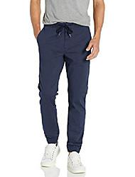 "cheap -amazon brand - men& #39;s athletic-fit jogger pant, navy medium/30"" inseam"