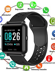 cheap -P29 Smart Watch Men Body Temperature Measurement Heart Rate Fitness Tracker Smart Clock Women GTS Smartwatch for IOS Phone