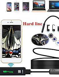 cheap -1200P Ultra-clear Endoscope For Apple Android Wifi Mobile Phone Endoscope 8mm Endoscope 2/5/10m