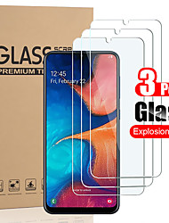 cheap -3 PCS Screen Protector for Samsung Galaxy A10E/A20E/A10/A20/A30/A40/A50/A60/A70/A80/A90 Screen Protector HD Clear Anti-Scratch Bubble Free 9H Hardness Tempered Glass for Samsung Galaxy A51/A71