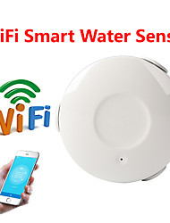 cheap -WS01 Water Sensor WIFI iOS / Android Platform WIFI for Home / Indoor