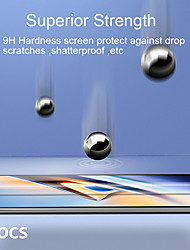 cheap -OnePlus Screen Protector OnePlus 7 Pro High Definition HD Front Screen Protector 2 pcs Tempered Glass