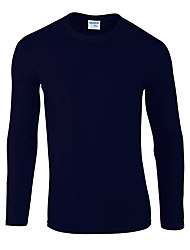 cheap -port & company mens tall ultimate crewneck sweatshirt, navy, large tall