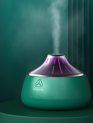cheap -200ML Mini Air Humidifer Aroma Essential Oil Diffuser with Romantic Lamp USB Mist Maker Aromatherapy Humidifiers for Home