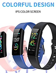 cheap -Y99 Smart Bracelet Children and Teenagers Home Edition Health Monitoring Multi-sports Mode IP68