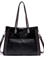 cheap -Women's Bags Top Handle Bag Daily Office & Career Handbags Black