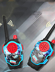 cheap -Radio Wireless Fun Walkie Talkie Children's Toys Electronic Toys Portable Long Distance Reception Distance Christmas Gifts Toys