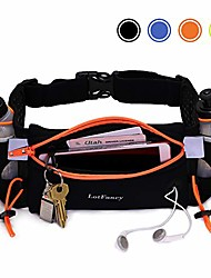cheap -running fuel belt with water bottle (2x6oz, bpa free) – hydration belt for women & men – runners waist pack for marathon, race, fits iphone 6 plus, 7, 7 plus & other smart phones