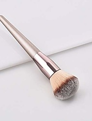 cheap -luxury champagne makeup brushes set for foundation powder blush eyeshadow concealer lip eye make up brush cosmetics beauty tools (color : sfs)