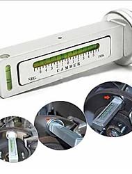 cheap -Adjustable Magnetic Camber Castor Strut Wheel Alignment Gauge Tool Four Wheel Positioner