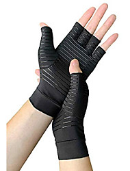 cheap -arthritis compression gloves copper arthritis gloves women & men for osteoarthritis,arthritis,tendonitis and typing-rapid recovery and pain relief for all lifestyles(pair) (s)