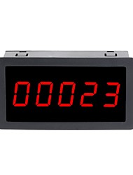 cheap -Barry Century Digital Display Counter Panel 5 Digit 0.56 LED Panel Counter Meter0-99999