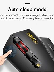 cheap -USB Wireless Mouse 1600DPI USB 2.0 Receiver Optical Computer Mouse 2.4GHz Ergonomic Mice For Laptop PC