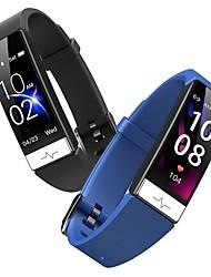 cheap -Y91 Smart Bracelet Blood Pressure Blood Oxygen Heart Rate Multi-sport Ip68 Waterproof Bracelet