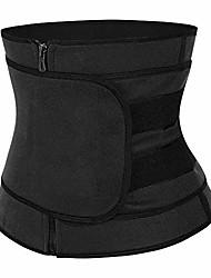 cheap -women's waist trainer corset waist cincher high compression sport shapewear trimmer belt for weight loss