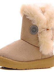 cheap -Girls' Casual / Daily Snow Boots Toddler(9m-4ys) Little Kids(4-7ys) Big Kids(7years +) Snow Sports Blushing Pink Rose Red Beige