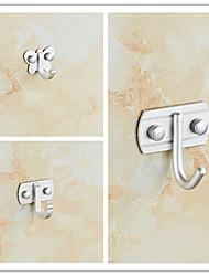 cheap -Robe Hook New Design Modern Aluminum Wall Mounted 1pc