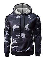cheap -camo full-zip hooded sweatshirt.b8615 - xx-large - green camo