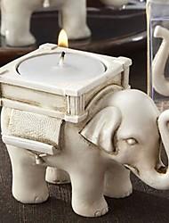 cheap -The Elephant Menorah Candle Holder