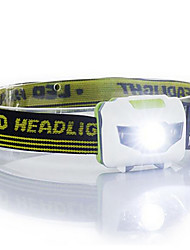 cheap -Headlamps 500 lm 3 Mode LED Lightweight Dust Proof Camping/Hiking/Caving Everyday Use Cycling/Bike Hunting