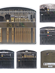 cheap -12 Makeup Brushes Set In PVC Box Packaging Beauty Tools for Beginners